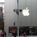 【速報】発売10日前でもう行列の陰が!銀座のApple StoreにiPad Airを待つ人がいる!