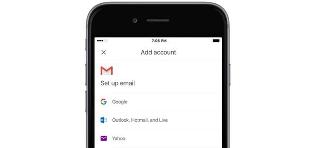 「Gmail」アプリがGmail以外のOutlookやYahoo!などのメールアカウントの利用をサポートへ