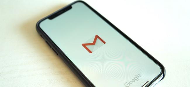 「Gmail」アプリがアップデートでiPhone Xの画面サイズに対応