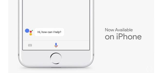 Googleの音声アシスタント「Google Assistant」のiPhone版が正式に発表