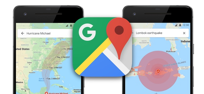 Googleが「Google マップ」と検索上の災害情報の可視化を強化。災害時のリアルタイムSOSアラートやわかりやすいビジュアル情報、ナビ警告システムを追加