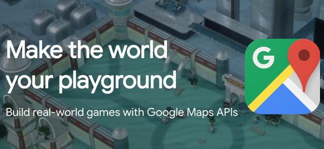「Google マップ」の3Dデータをカスタマイズしてゲーム制作への利用が可能に。Unityと連携してオブジェクトの自由変換が可能