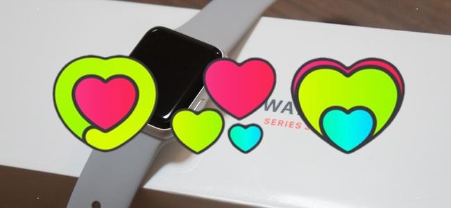 Apple Watchアクティビティに「心臓月間チャレンジ」が登場。一週間エクササイズリング達成で限定のバッジやiMessageステッカーをゲット