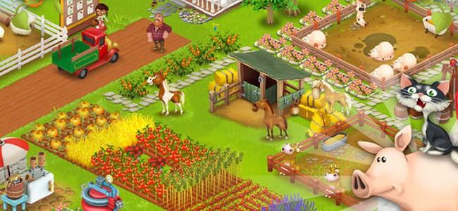 この農園ゲーム、お手軽なのに病みつき度合いが高すぎます「ヘイ・デイ (Hay Day)」