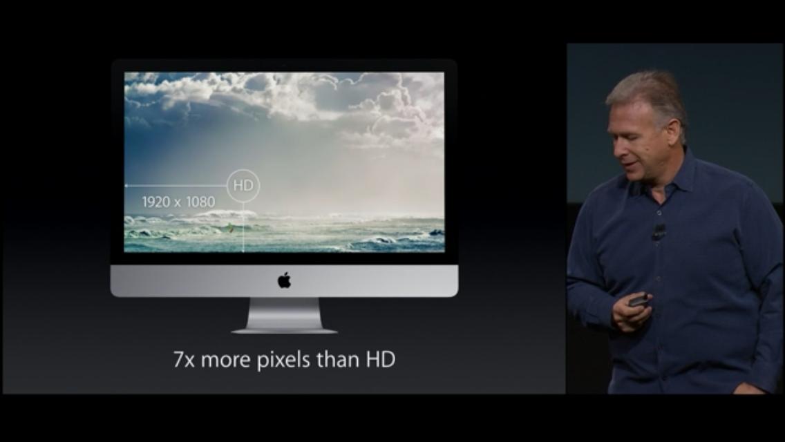 iMac 5k retina disalay model 006