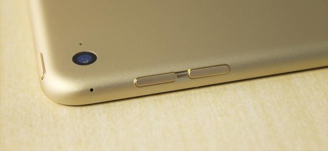 ミュートスイッチがなくなった「iPad Air 2」でもミュートはできまぁす!