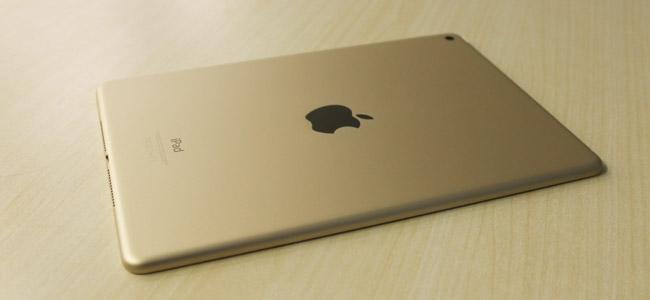 【開封の儀】iPad Air 2を早速入手!開封レポートをお届けします!