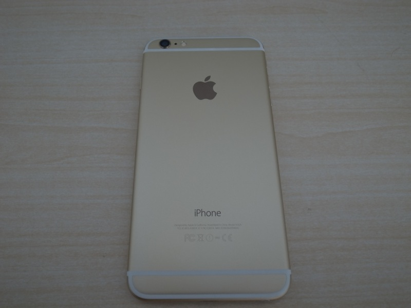 iPhone 6 Plus Gold09
