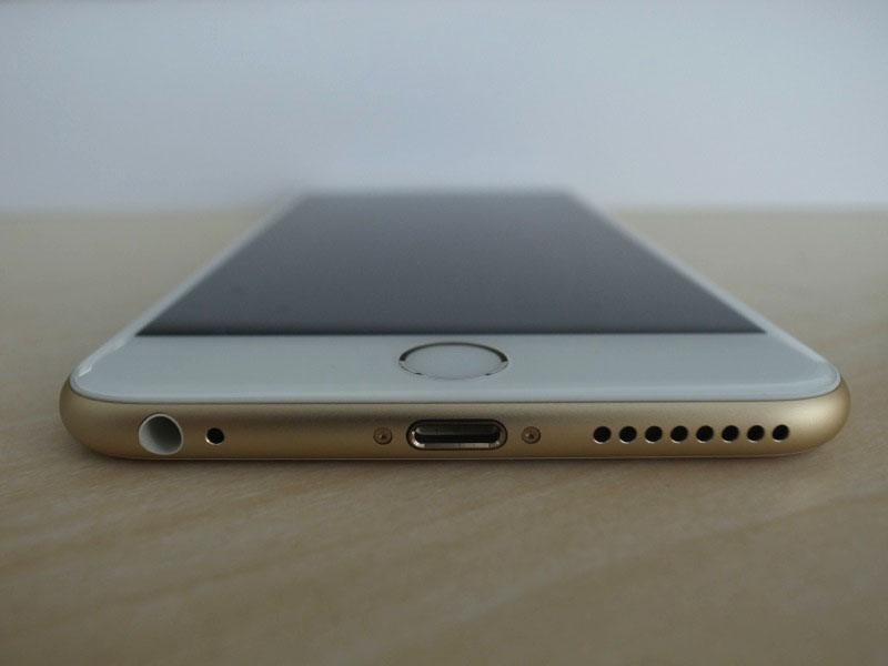 iPhone 6 Plus Gold13