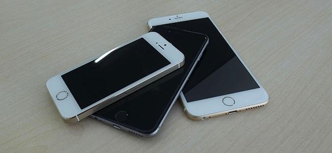 どこが変わった?iPhone 5s/6/6 PLusの外観を徹底比較