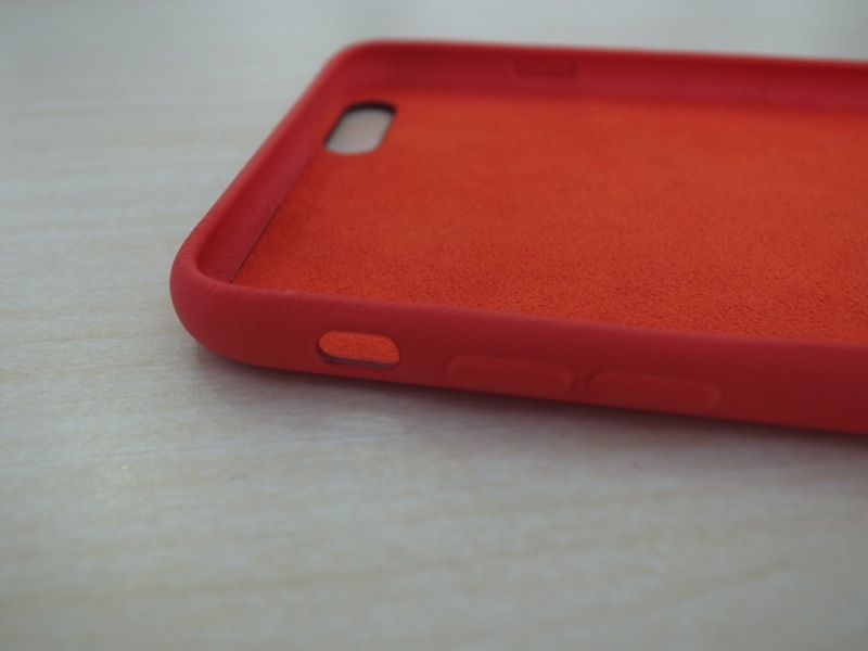 iPhone 6 leather case review 06