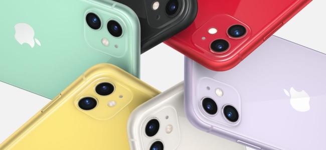 「iPhone 11」正式発表。超広角撮影が可能なデュアルカメラ、6色展開が特徴のiPhone XRの後継機。価格は74800円から