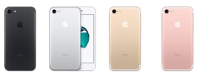 ワイモバイル、UQ モバイル、BIGLOBEモバイルがiPhone 7の取扱いを開始