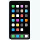 iOS 12.1からiPhone内で表示されるiPhoneの絵文字もホームボタン無しのiPhone X系デザインに変更