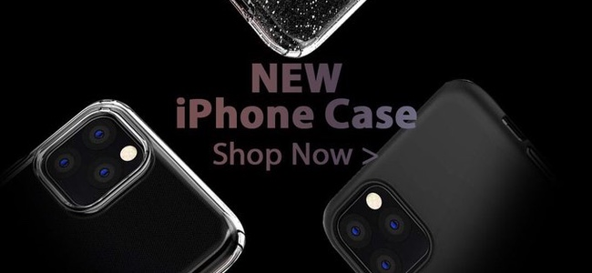 SpigenがAppleの発表前に「iPhone 11」シリーズとして新しいiPhoneのケースを発売開始