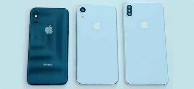やっぱりまだ出た、6.1インチ新iPhone今度は「iPhone XC」説