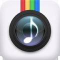 思い出を音楽とともに記憶するカメラアプリ「InstaMusic」