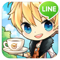 オシャレで可愛いカフェを経営しよう♪「LINE アイラブコーヒー」