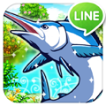 LINEから本格的な釣りゲームが登場!「LINE 釣りマス」