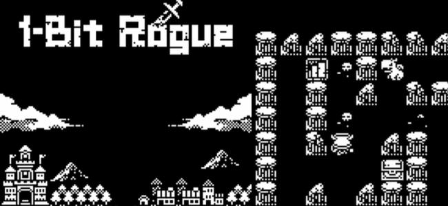 誰でも手軽に楽しめるローグライクゲームが登場!いざ、冒険の旅へ!「1ビットローグ ダンジョン探索RPG!」