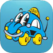 東京のタクシー「スマホdeタッくん」