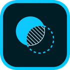 「Adobe Photoshop Mix」がアップデート。JPEG、PNG、PSD、PDFなどへの書き出しや解像度のカスタマイズ、アライメントツールの追加など