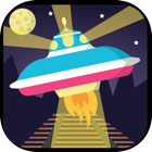 UFO on Rails