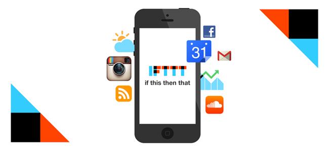手間を省く最高のツール!「写真を撮ったらメールで送る」などの作業を自動化する話題のアプリ「IFTTT」