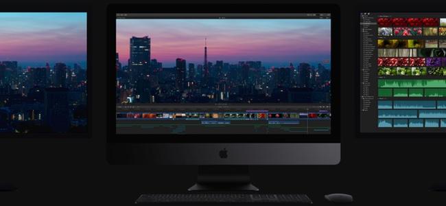 iMac ProにはiPhoneと同じプロセッサ「A10 Fusion」が搭載、さらにHey Siriの呼びかけがシャットダウン時も利用可能?
