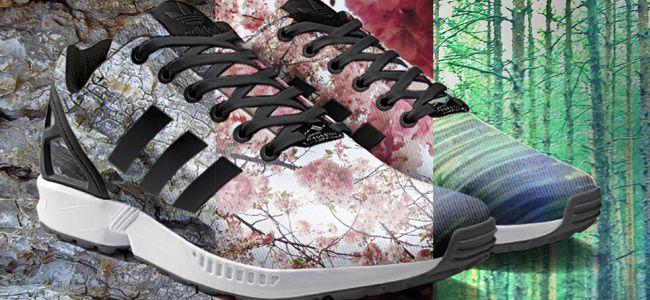 Instagramの好きな写真でアディダスのスニーカーが作れる「miadidas」