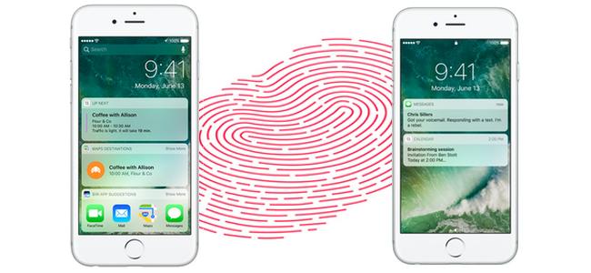 iOS 10では指紋認証できる端末じゃないと今までよりロック解除が面倒かもしれないと思った