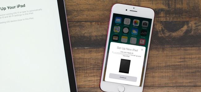 iOS 11ではWi-FiやiCloud、Touch ID、Apple Payなどの設定を新しい端末に簡単に移行できる機能が搭載される