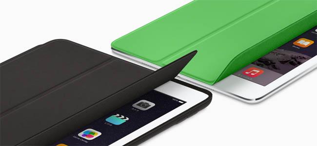 Apple、ジェスチャー操作できるiPad用スマートカバーの特許を出願か