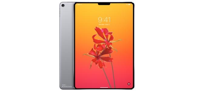 6月のWWDC 2018で新しい11インチのiPad Proが発表される?