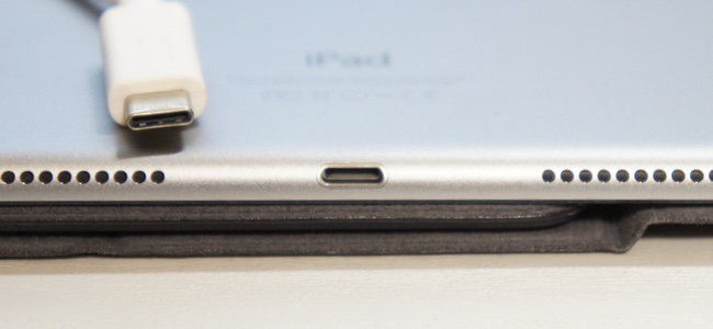 やはり新iPad Proの充電コネクタはLightningをやめてUSB-Cに移行する?