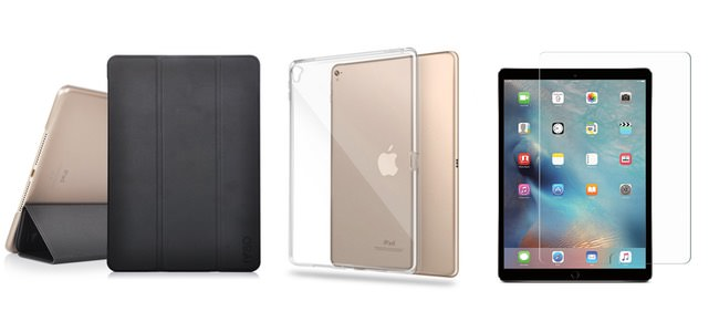 信憑性はどれほど?まだ発表すらされていないiPad Pro 10.5インチモデル用のケースや保護フィルムがすでにAmazonで販売中