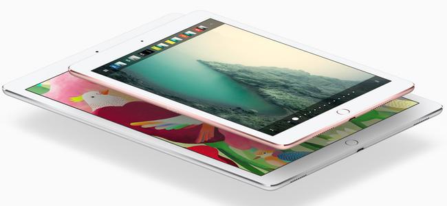 新しいiPadは12インチPro超えの史上最強iPad!?「9.7インチiPad Pro」正式発表!