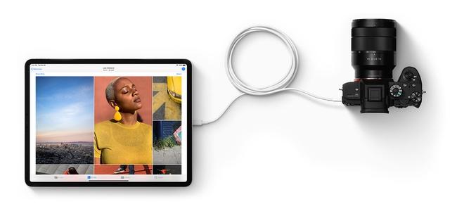 Appleが新しいiPad ProのUSB-C接続について、接続可能なデバイスを解説したサポートページを公開。ハブやドック、キーボード、他デバイスへのバッテリー供給などもOK