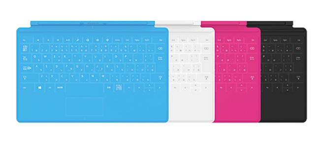MicrosoftがiPad向けのタッチカバーを発売に向けて準備中?