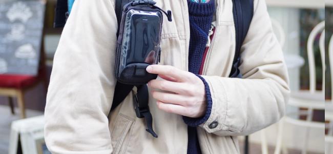 GWの旅行に持っていきたい。iPhoneを快適に持ち運べる便利アイテム集
