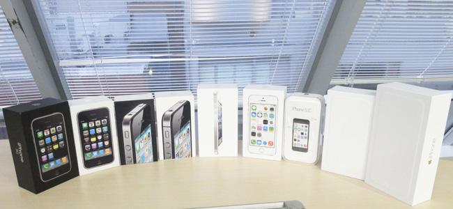 この夏にもiPhoneの総販売数は10億台に達成する模様