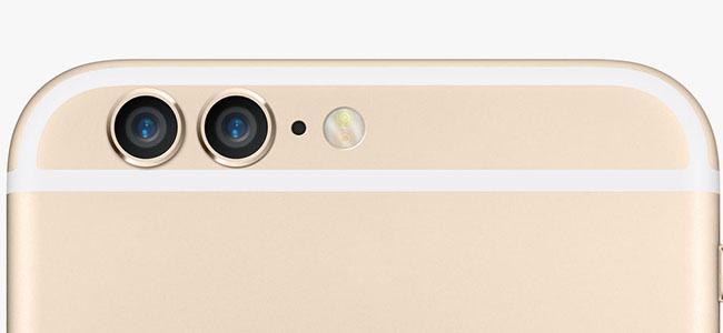 次期iPhoneには光学ズーム可能なデュアルレンズカメラ、3D圧力センサが搭載される?