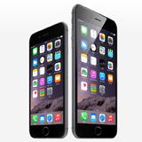 初代iPhoneからiPhone 6 Plusまでの進化が一目で分かるGIFアニメ