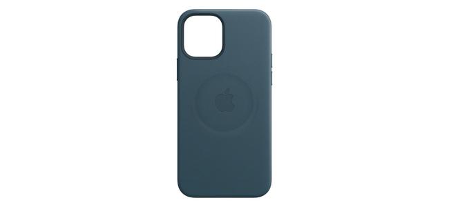 iPhone 12シリーズのApple純正レザーケース、MagSafe充電器を使用で跡が残ることを公式が解説