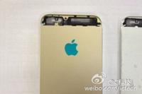 iPhone 5S ゴールドモデルの画像が流出!?意外とカッコいいかも…