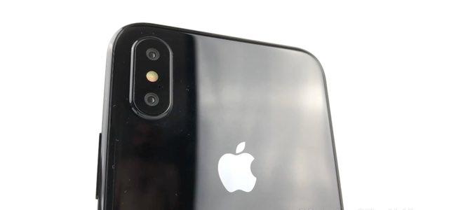 iPhone 8はオートフォーカスとARKitのために背面カメラに3Dレーザーシステムを搭載か