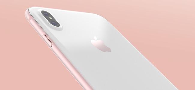 iPhone 8はロックボタンをカメラのシャッターとして利用することが可能?