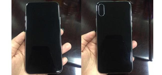 本当に?最終版デザインを元にしたとされるiPhone 8のモック画像が登場
