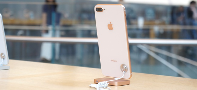 iPhone 8/8 Plus発売!静かな開店も3年目となり落ち着いた様子。iPhone X待ちの影響か入手もしやすく