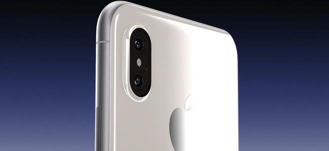 iPhone 8やiOS 11ではカメラで撮影する際の状況に合わせて自動でシーン選択をする「SmartCam」機能を搭載か